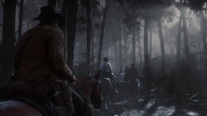 Топ мелочей в Red Dead Redemption 2