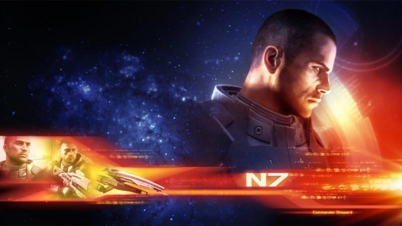 Лучшая часть Mass Effect это