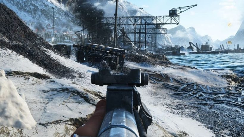 Полное прохождение Battlefield 5