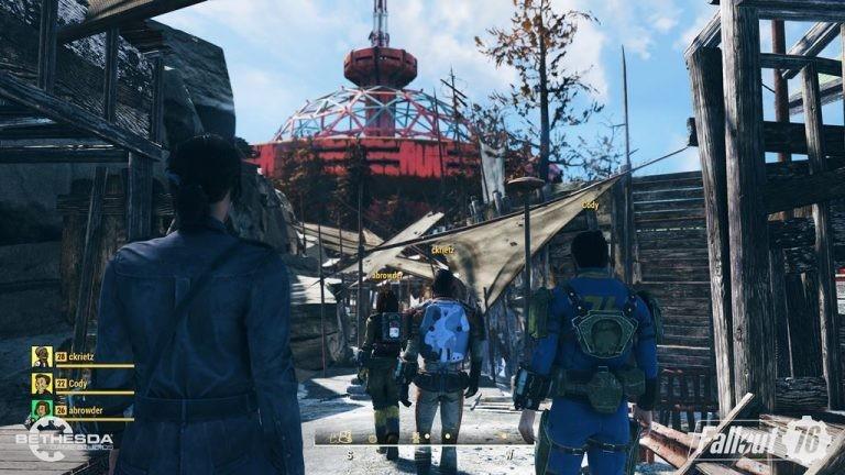 Лучшее оружие в Fallout 76