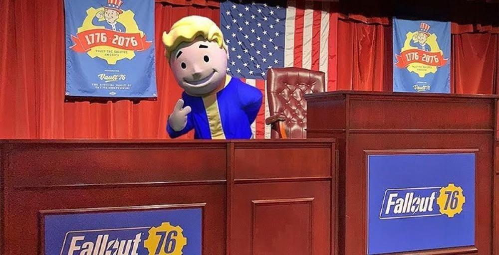 На Беседку из-за Fallout 76 подали в суд