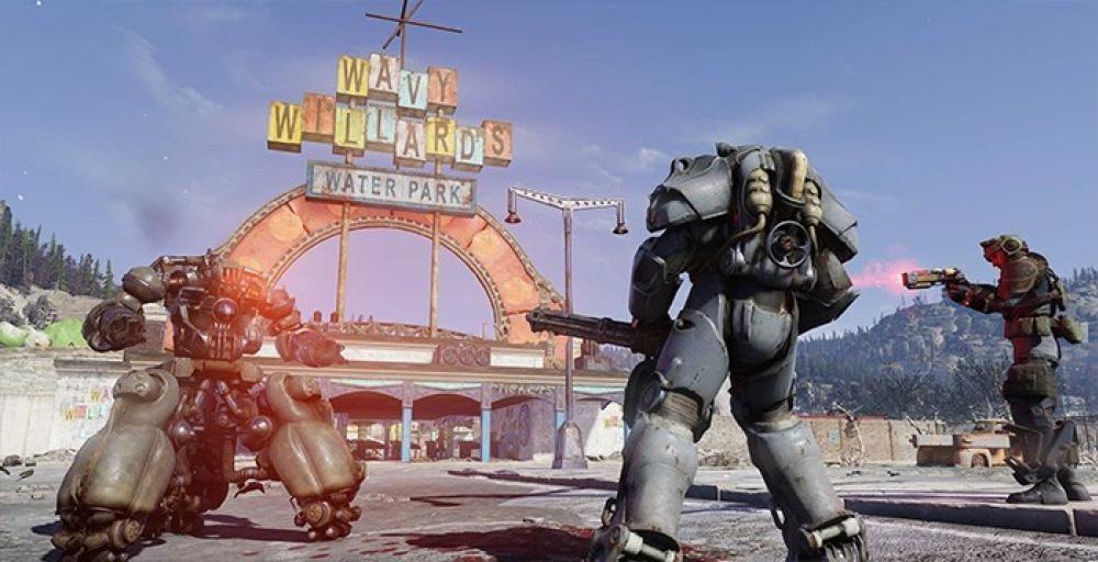 Fallout 76 вовсе не Fallout