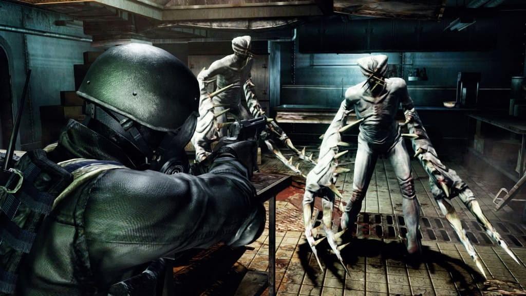 Топ игр лучше Resident Evil