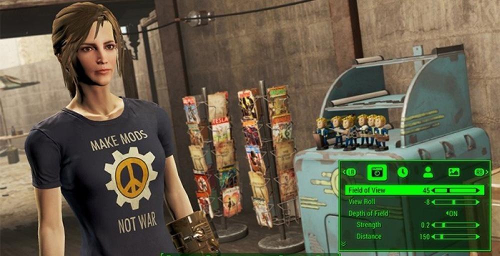 Чтобы снять бан в Fallout 76 нужно написать сочинение