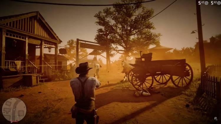 Какие есть особенности в Red Dead Online