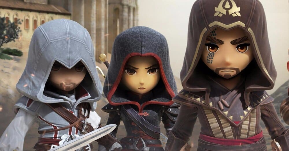 Советы новичкам в Assassin's Creed Rebellion