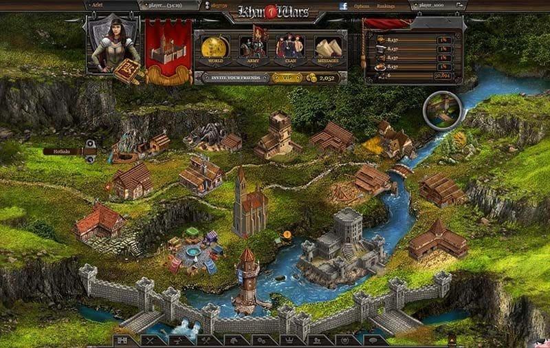 Топ браузерных игр про средневековье