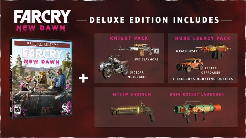 Digital Deluxe Far Cry New Dawn