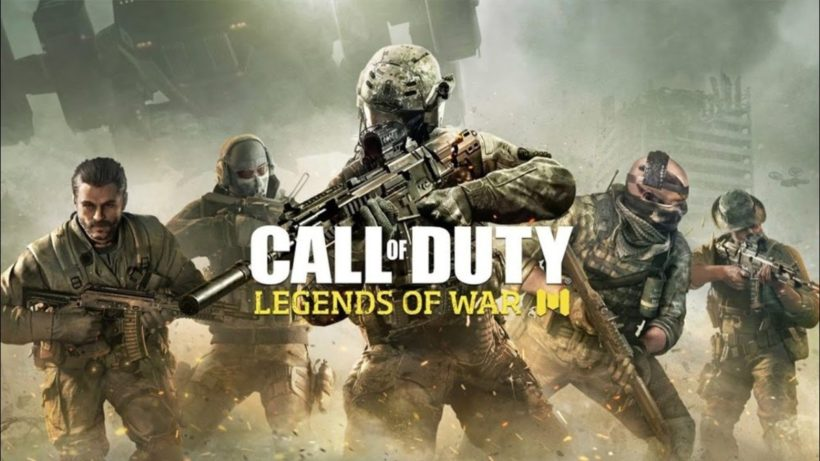 Посмотри Call of Duty: Legend of War