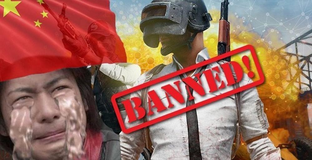 Китайские геймеры теперь не смогут играть в Fortnite и PUBG
