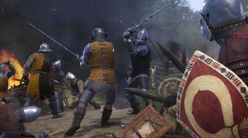 4 игры про средневековье в которые нужно сыграть на праздниках