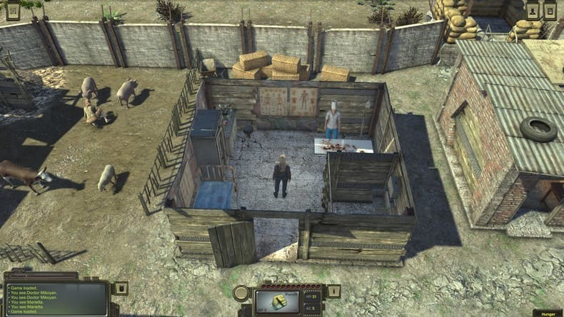 Частые вопросы в ATOM RPG
