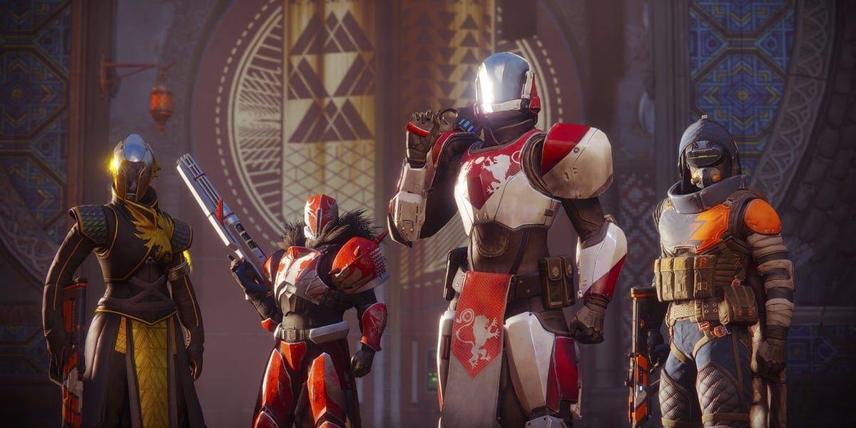 Destiny 2 — Где взять револьвер Хоукмун